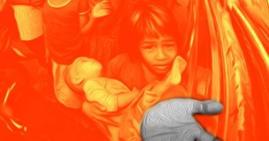 DSWD appeals to public not to give alms to street children, IPs