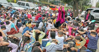 Night earthquake drill to be conducted in Baguio