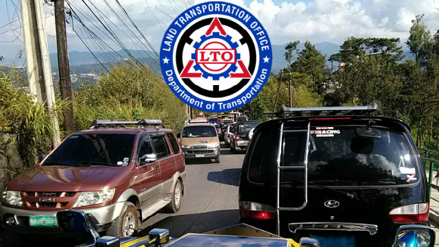 LTO corrects glitches on vehicles with similar plates