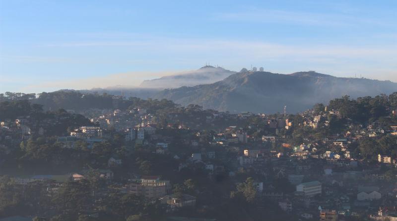 Baguio's temperature dips to 9 0 degrees Celsius – HERALD