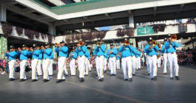 PMA Band performs Hawaii Five-O Theme