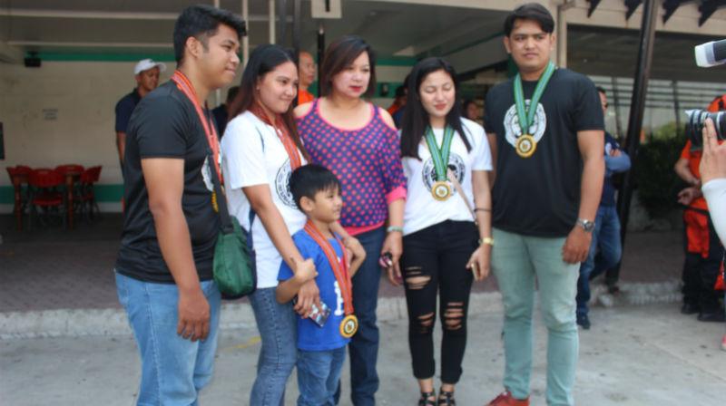 4 chosen as Baguio lucky summer visitors