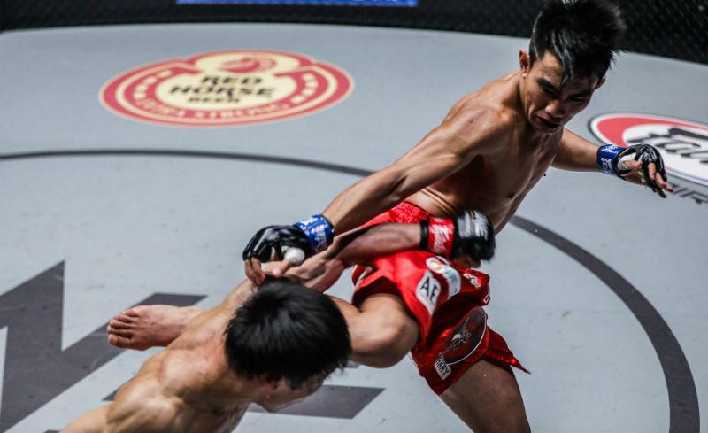 Pacio, Edward Kelly earn abbreviated victories in Roots of Honor