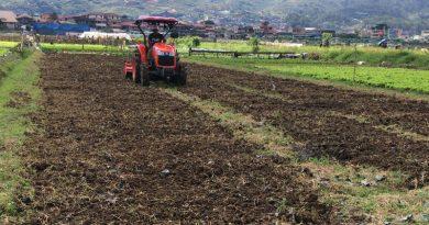 La Trinidad farmers advance mechanization through PRDP's 1-M aid