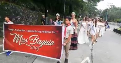 110th Baguio Day Parade
