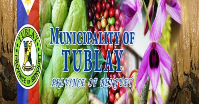 4,000 Tublay households to get 3rd wave of relief assistance