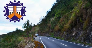 DPWH-FBED intensifies road clearing activities in Benguet