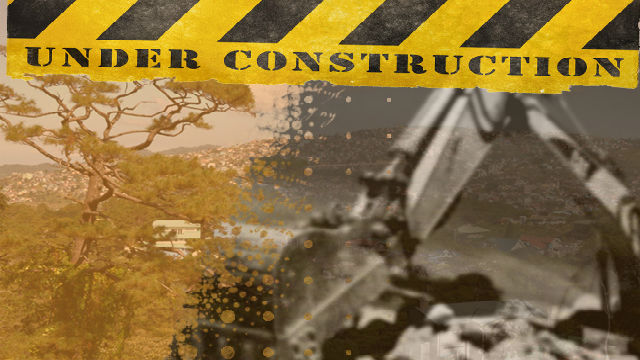 Baguio to compel barangay officials to report illegal constructions