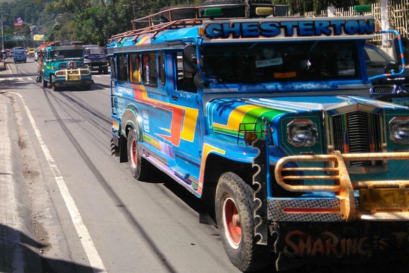 Inter-municipality jeeps ban scored