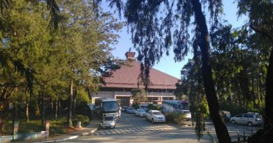 City to seek early turnover of Baguio Convention Center