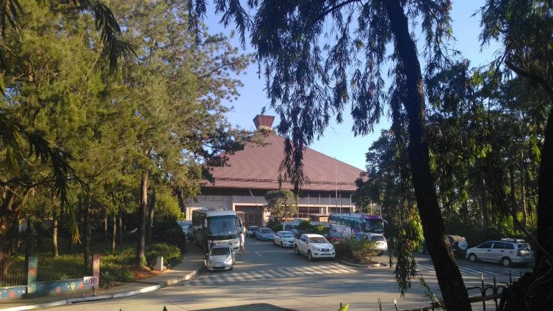 City accepts Baguio Convention Center rehab project