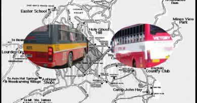 Opening of inter-regional transportation in Baguio unlikely