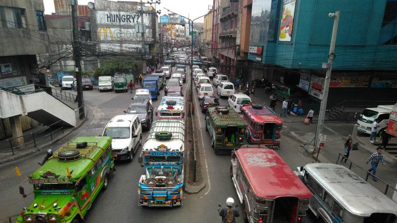 MMDA experts to help address Baguio traffic