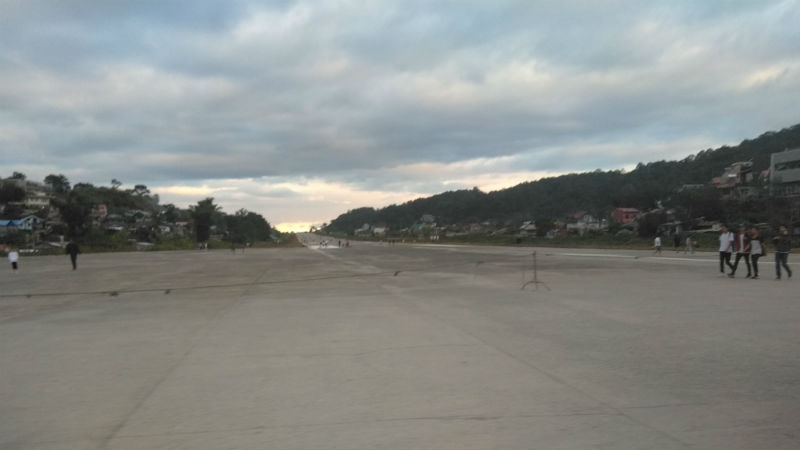 Operation of Loakan airport likely – Magalong