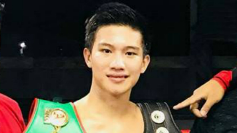 """Face off: Ifugao's """"Wonder Boy"""" a young """"Pacman"""""""