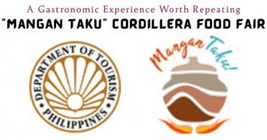 Cordillera food fair to be institutionalized in Baguio
