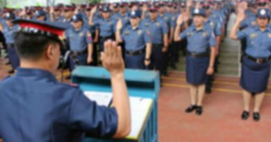 878 newly promoted cops in PROCOR, took their oath