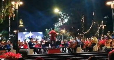 Philharmonic Orchestra in Baguio