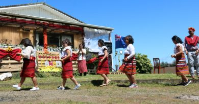 Solibao and Gangsa serenade New Zealand on Labour Day