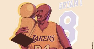 Kobe's legacy, Part 3: Mamba in Purple and Gold