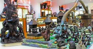 Philex gives aid to renovate SLU museum