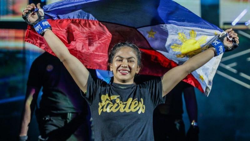 Zamboanga reaping MMA journey payoffs, ready for Angela Lee showdown