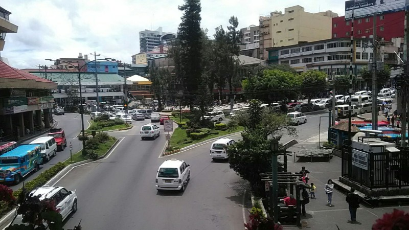 Baguio to regulate use of roads in central business district