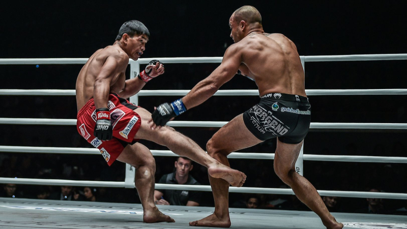 Scribes weigh in on Folayang riding off into the sunset