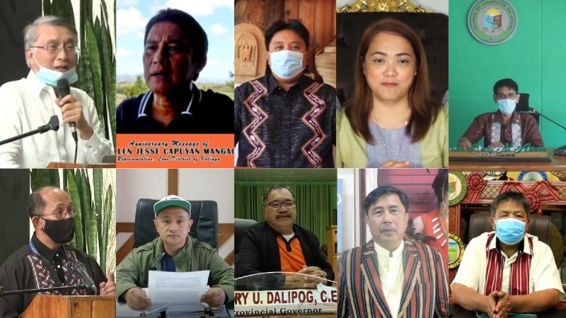 Cordi officials come together for CAR's 33rd Founding Anniversary