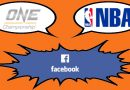 ONE, NBA among top Facebook engaged sports profiles