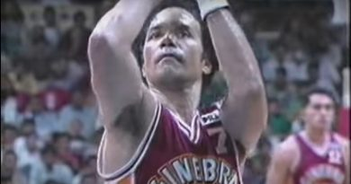 "Greatest athletes from Cordillera: ""Barreling Big J"""