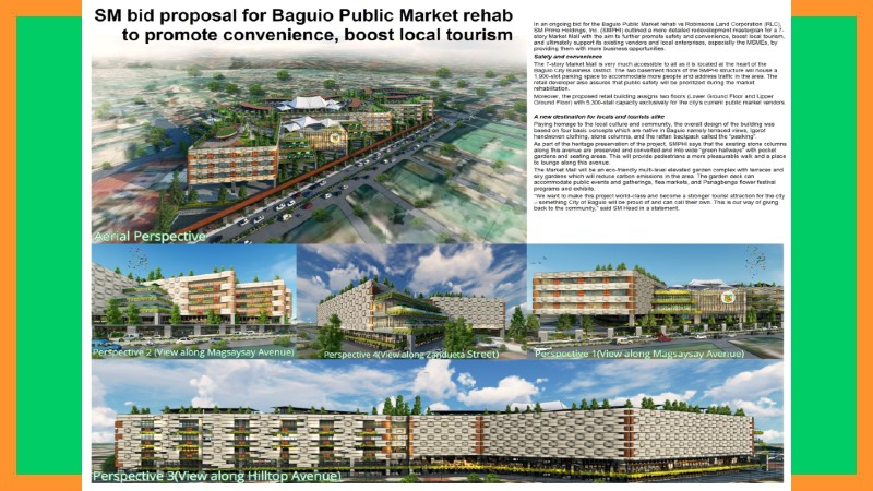 Joint survey of Baguio public market to be undertaken