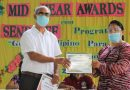 Bontoc honors exemplary teachers  and schools