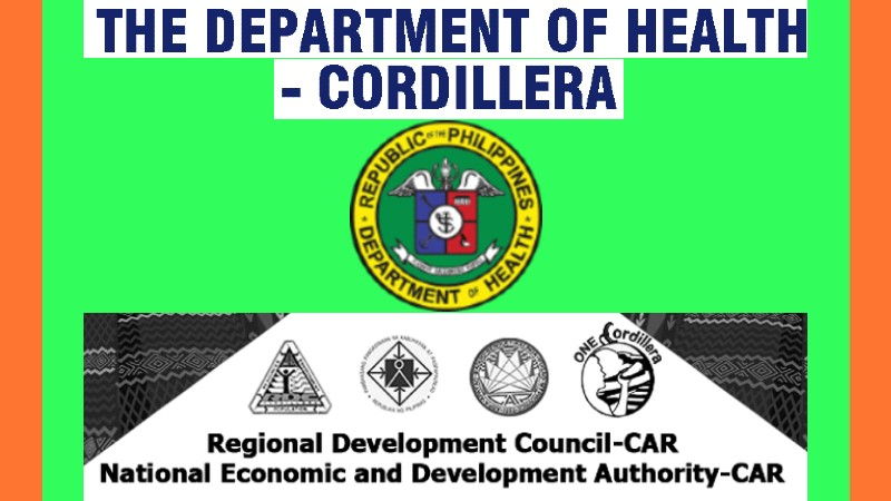 DOH-CAR, NEDA-CAR, and RDC-CAR