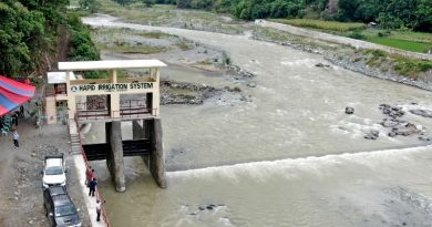 Ifugao farmers get new irrigation diversion dam