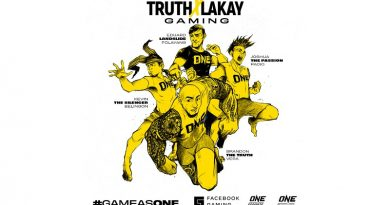"Team Lakay complements MMA training with ""Mobile Legends"""