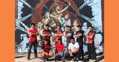 Team Lakay standards to fuel its new generation fighters