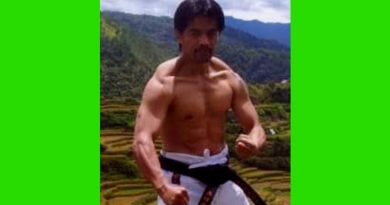 Karate master's annual pilgrimage