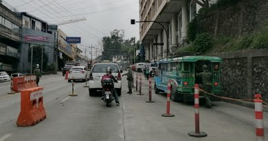 GCQ restrictions in Baguio until Sep 26