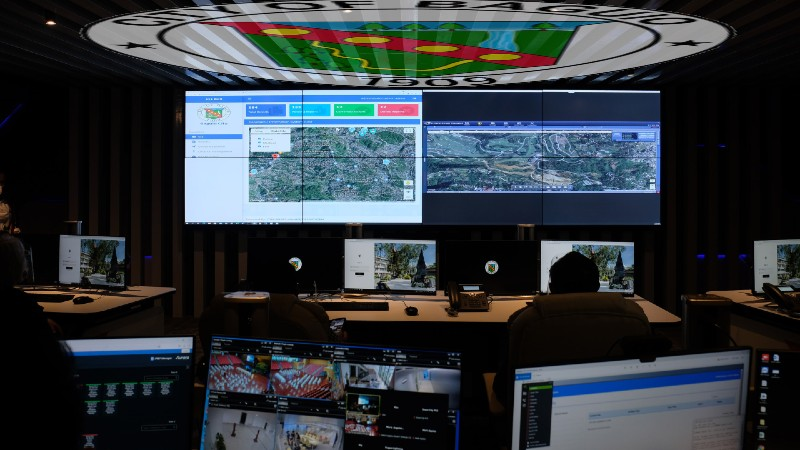 Baguio 911 launched with Smart City Command Center as hub