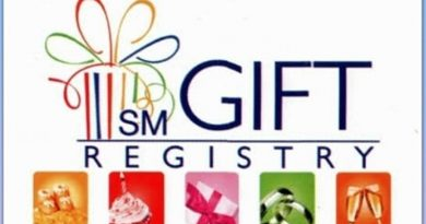 The art of gifting with the SM store's SM gift registry