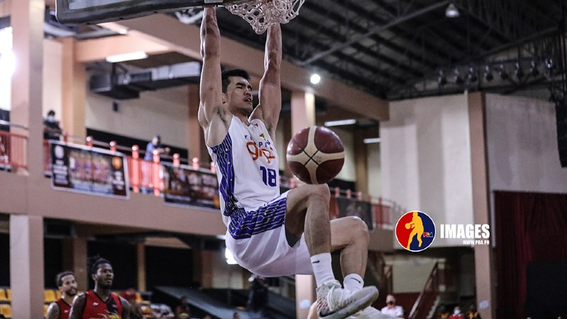 Troy Rosario: PH Cup finals' most exciting player almost taken out by a silly foul